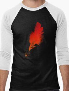 Red Quill Men's Baseball ¾ T-Shirt