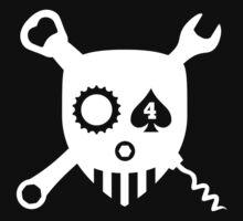 TEAM NIC 4 - BLACK One Piece - Short Sleeve