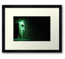 Mystery, Intrigue, and fascination Framed Print