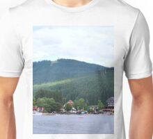 a historic Germany landscape Unisex T-Shirt
