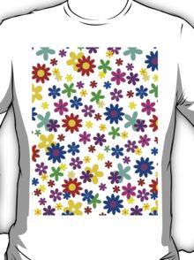 FLOWER POWER (transparent design) T-Shirt
