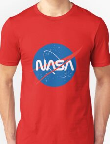 NASA Future Retro T-Shirt
