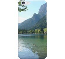 a wonderful Germany landscape iPhone Case/Skin