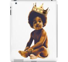 Big notoious big biggie smalls kings iPad Case/Skin