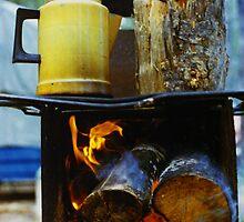 Coffee's On by Al Bourassa