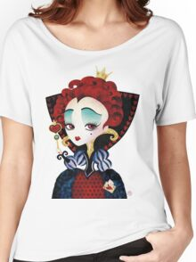 Queen of Hearts Women's Relaxed Fit T-Shirt