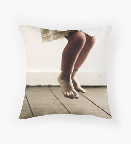 Tootsies Throw Pillow