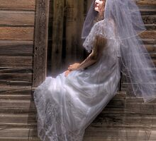 HDR Bride by rjcolby