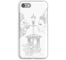 The Lion The Witch And The Wardrobe iPhone Case/Skin