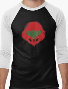 Metroid Hunter Men's Baseball ¾ T-Shirt