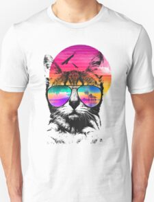 Summer Cat Unisex T-Shirt
