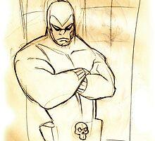 The Phantom sketch by SirG