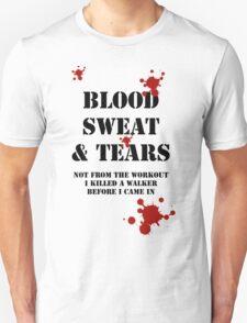 Blood Sweat & Tears T-Shirt