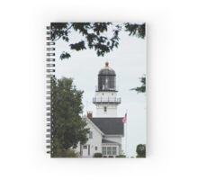Cape Elizabeth Light - Maine Spiral Notebook