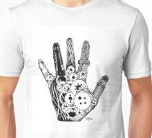 Steampunk Hand Unisex T-Shirt