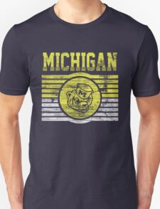 Darren Criss Fox Campaign: Michigan Wolverines T-Shirt