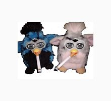 smokin furbies Unisex T-Shirt