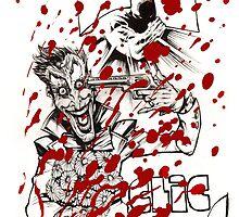 Clic, the Joker the funny bullet by SirG