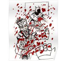 Clic, the Joker the funny bullet Poster