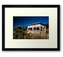 No Work Today Framed Print