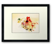 Christmas Goodies Framed Print