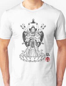 16 Arm Buddha T-Shirt