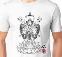 16 Arm Buddha Unisex T-Shirt