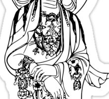 Ultimate buddha Sticker