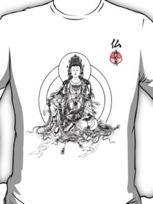 Floating Buddha T-Shirt