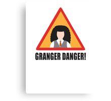 Starkid: Granger Danger! Canvas Print