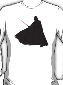 Star Wars:Darth Vader Origami   T-Shirt