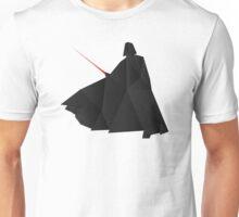 Star Wars:Darth Vader Origami   Unisex T-Shirt