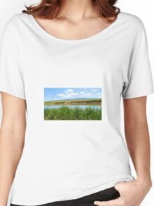 Turkey countryside Women's Relaxed Fit T-Shirt
