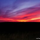 Fire in the sky by Lee Popowski
