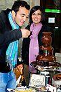Anticipation of chocolate, Sestola, Italy by Andrew Jones