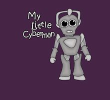 My Little Cyberman Womens Fitted T-Shirt