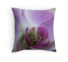 Come into my Purple World - JUSTART © Throw Pillow