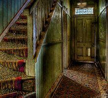 Abandoned by Ian English