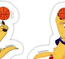 Air Bud Sticker Set 1 Sticker