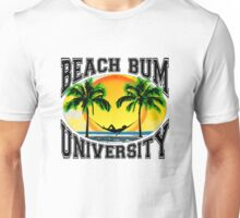 Beach Bum University Unisex T-Shirt