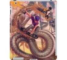 Dragon Skater iPad Case/Skin