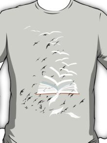 Fly Free With Knowledge T-Shirt