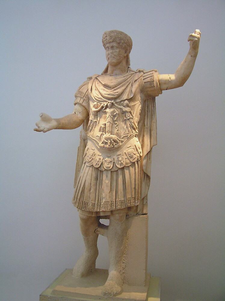 Hadrian by Christopher Biggs