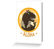 Aloha  Greeting Card
