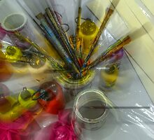 Color your life by Frederic Chastagnol