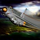English Electric Lightning  by Bob Martin