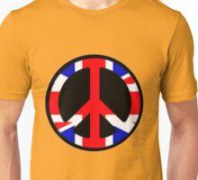 UK-PEACE Unisex T-Shirt