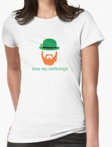 Irish Humor Kiss My Shillelagh T-Shirt