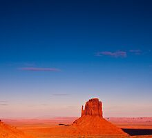 East Mitten by Nickolay Stanev