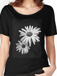 Giant Daisies Women's Relaxed Fit T-Shirt
